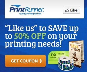 printrunner coupon code
